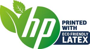 hp latex carta da parati stampa green cattolica rimini riccione pesaro grafica fiera rimini stand adesivi